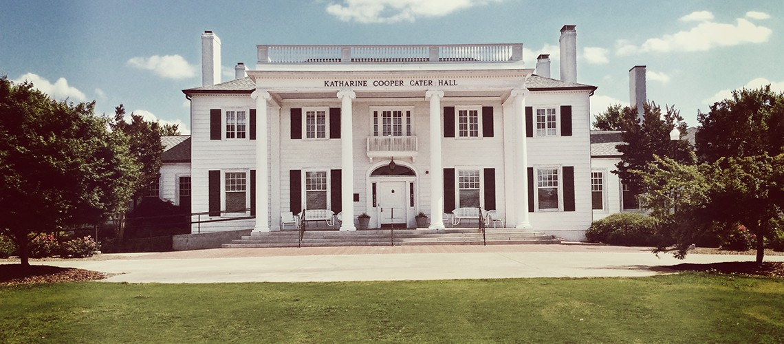 photo of Katherine Cooper Cater Hall