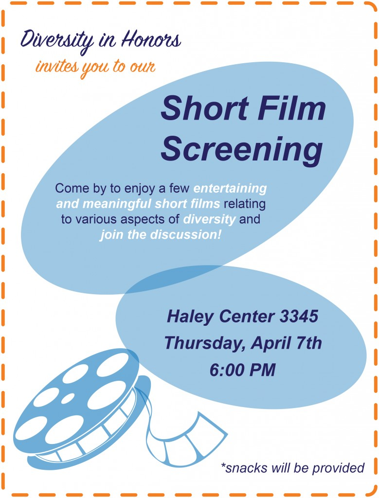 DiH Film Flyer
