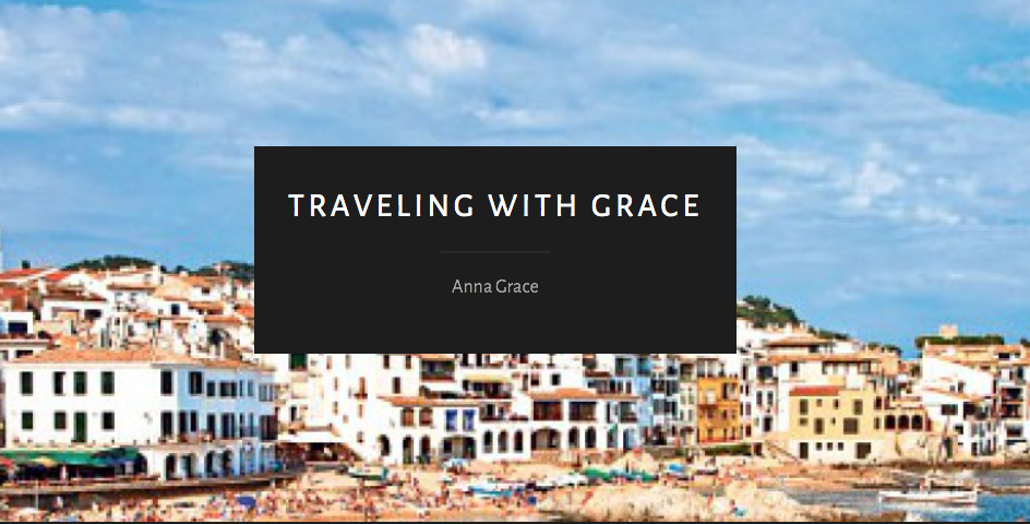 Traveling with Grace by Anna Grace