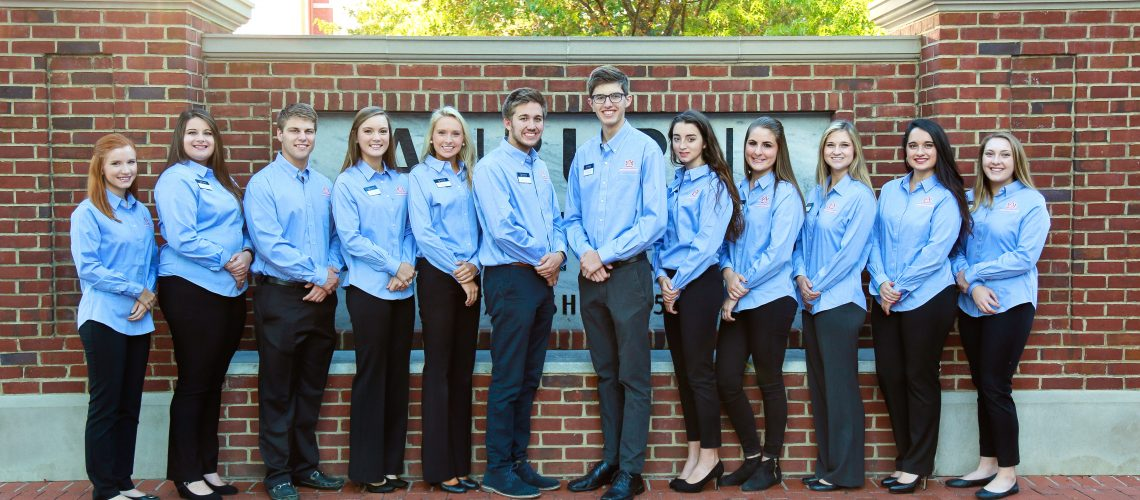 Honors Ambassadors group shot