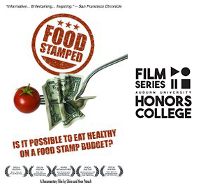 Food Stamped film cover