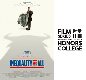 Inequality for All film cover