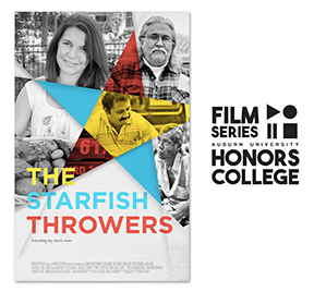 The Starfish Throwers film cover