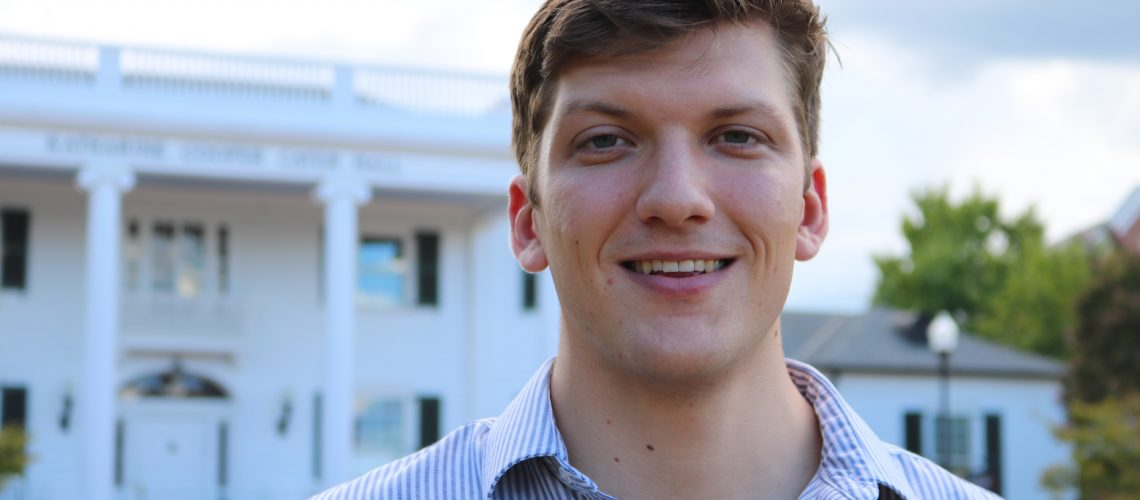 Graduate Carson Williford Awarded Fulbright