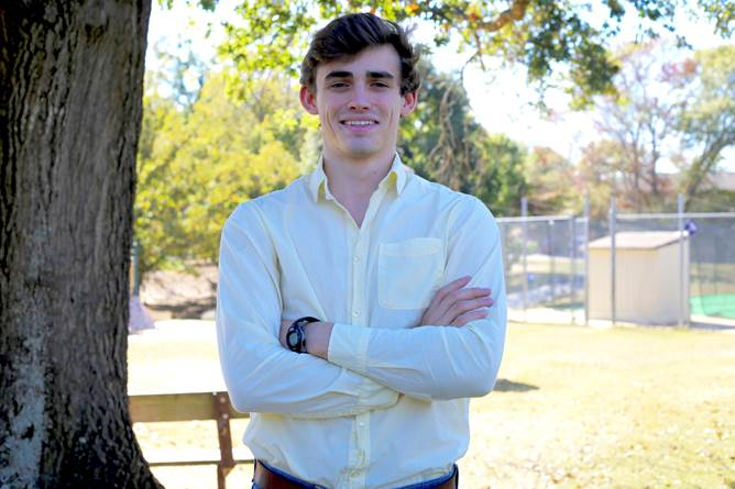 Senior Tres Bodet Awarded Fulbright to Belgium