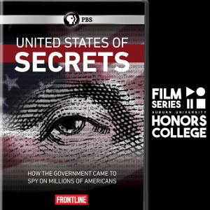 movie poster the United States of secrets with HC film series graphic