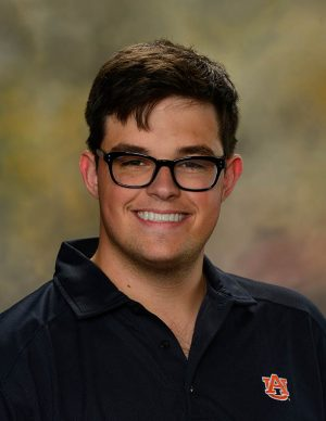 Headshot of Honors Ambassador Matthew Rogers