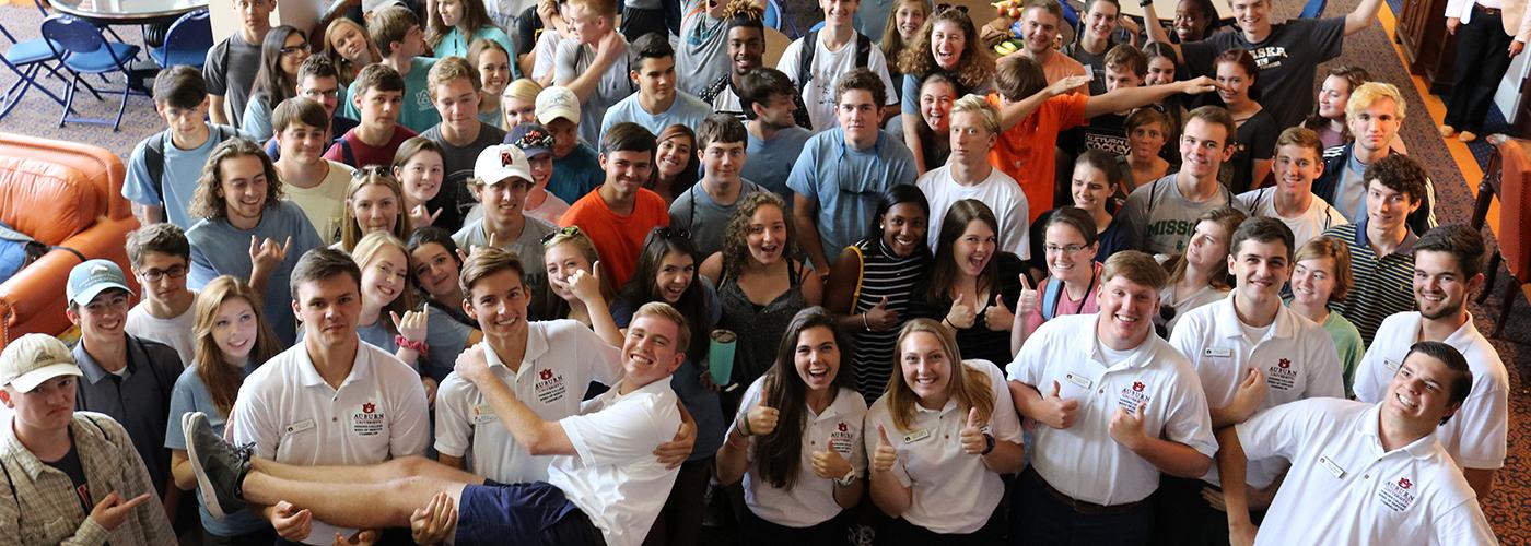 group shot of WOS participants 2017
