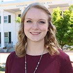 Headshot of Fulbright Award winner Amanda Darnell