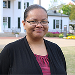 Headshot of NSF GRFP winner Dalisa Kendricks