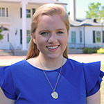 Headshot of Fulbright Award winner Kayley Carter