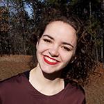Headshot of Fulbright Award winner Katie Kirk