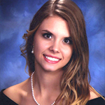 Headshot of Fulbright Award winner Kayla Frey