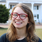Headshot of Fulbright Award winner Sarah Pitts