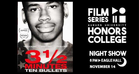 Night Film Series 3 1/2 Minutes, 10 Bullets