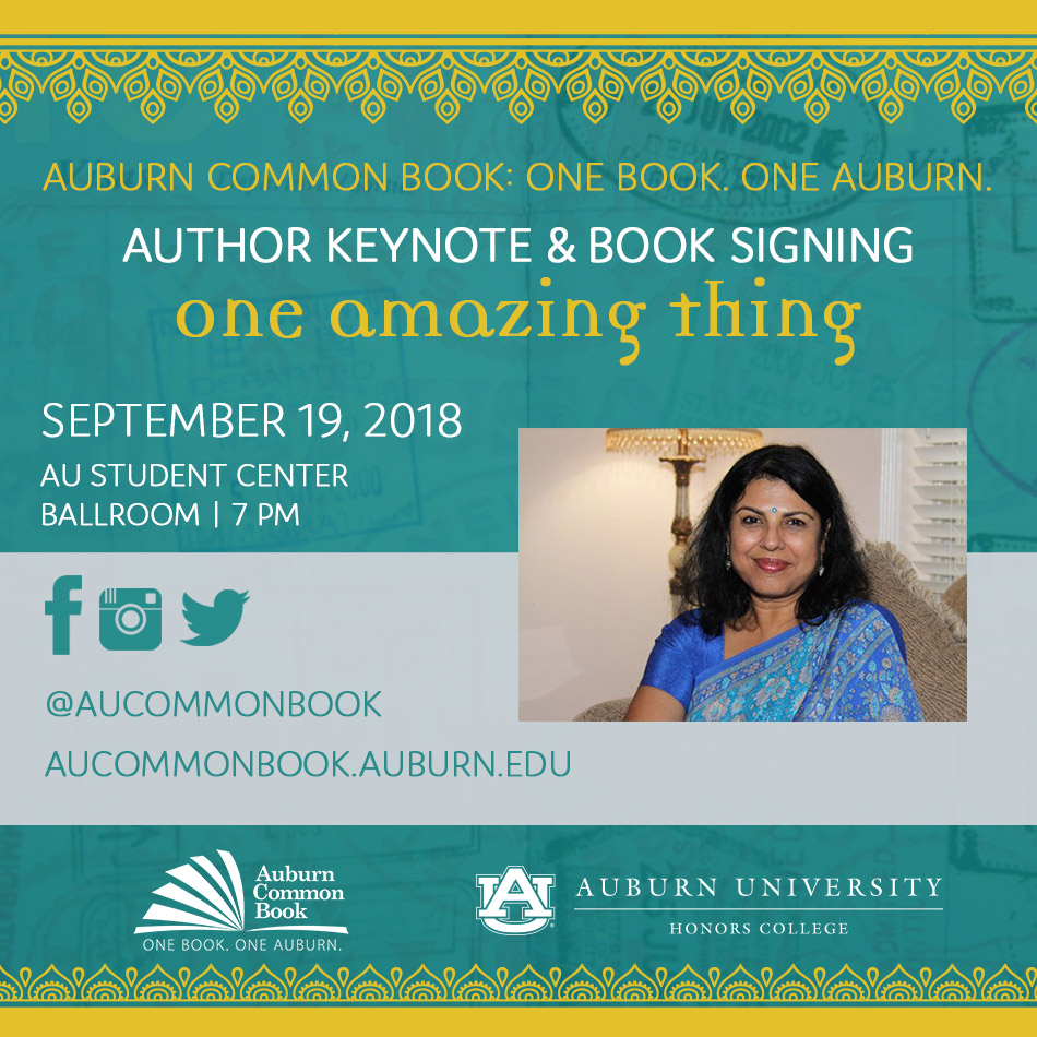 Auburn Common Book Keynote graphic
