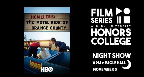 Night Film Series Homeless