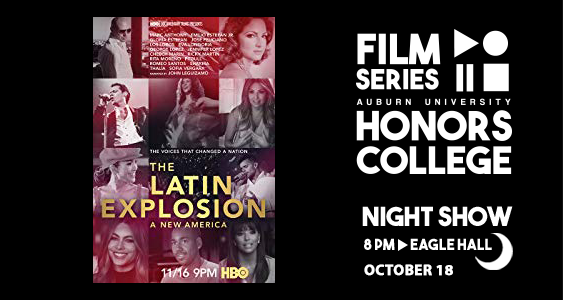Night Film Series The Latin Explosion
